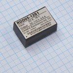 Фото 2/2 RDD05-12S1, DC-DC преобразователь, 6Вт, вход 9-18В, выход +12В/ 500мA