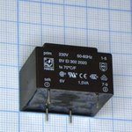 BVEI 302 2020 (1.5W 6V 250mA 230V)