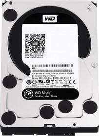"""WD4004FZWX, Жесткий диск WD Black WD4004FZWX 4000ГБ 3,5"""" 7200RPM 128MB (SATA-III)"""