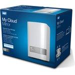 WDBWVZ0120JWT-EESN, Сетевой RAID накопитель WD My Cloud ...