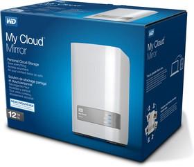 "WDBWVZ0120JWT-EESN, Сетевой RAID накопитель WD My Cloud Mirror WDBWVZ0120JWT-EESN 12ГБ 3,5"" LAN"
