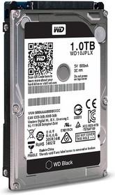 "Фото 1/2 WD10JPLX, Жёсткий диск WD Black™ WD10JPLX 1ТБ 2,5"" 7200RPM 32MB (SATA-III) Mobile"
