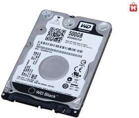"WD5000LPLX, Жесткий диск WD Black™ WD5000LPLX 500ГБ 2,5"" 7200RPM 32МB (SATA-III) Mobile"