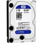 """WD30EZRZ, Жёсткий диск WD Blue™ WD30EZRZ 3000ГБ 3,5"""" 5400RPM ..."""