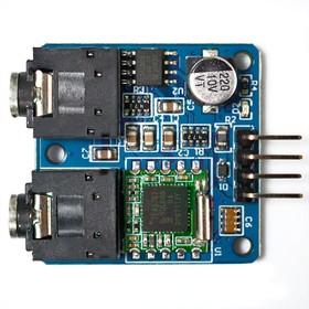 FM-радиоприемник TEA5767 с усилителем TDA1308
