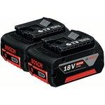 1600Z00042 Аккумулятор Li-Ion2 x 18 В; 4,0 Ач ...