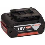 2607336816 Li-ion аккумулятор 18V, 4.0А*ч, PRO