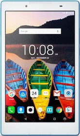 Планшет LENOVO Tab 3 TB3-850M, 2GB, 16GB, 3G, 4G, Android 6.0 белый [za180028ru]