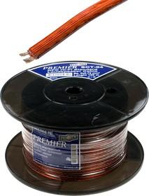 SCT-04(19)- 0.75, Кабель акуст.2 x 0.75мм2 луженный, красно-черный.про
