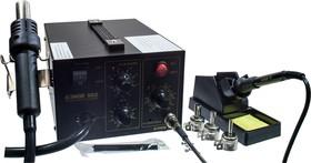 ELEMENT902, паяльная станция (фен+паяльник)