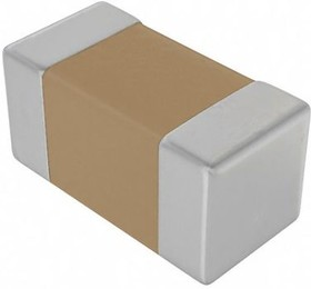 Фото 1/3 C0603C162J5GACTU, Cap Ceramic 0.0016uF 50V C0G 5% Pad SMD 0603 125°C Extreme Low ESR T/R