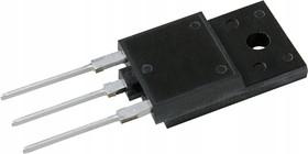 Фото 1/4 BU941ZPFI, Транзистор, NPN darlington+diode, 350В, 15А, 65 Вт [TO-3PF]