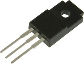 BUT11AF, Транзистор биполярный, NPN, Ic=5А, Vceo=450В, Vcbo=1000В, Pd=40Вт [TO-220Fa]