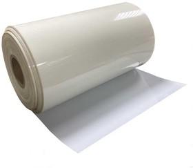 Лавсан пленка 0,3 х 1000 х 1000 мм (белый)
