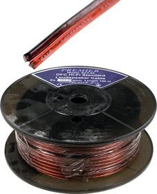 SCT-04(19)- 0.50, Кабель акуст.2 x 0.50мм2 луженный, красно-черный.про