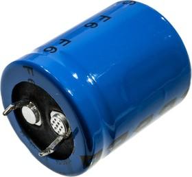 Фото 1/2 MAL205756101E3, Cap Aluminum Lytic 100uF 400V 20% (25 X 30mm) Snap-In 1.4 Ohm 860mA 5000h 85C Bulk