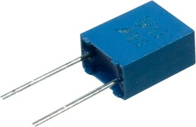 B32529C105K189, конд. 1мкФ 63Вdc 10% шаг 5мм MKT