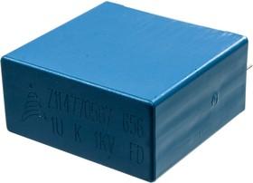 B32656A0105K000, конд1000 Vdc 10% 1.0uF DC 15+