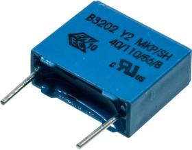 B32021A3472M, конд. Y2 4.7нФ 300В 20% шаг 10мм MKP