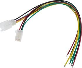 1009 AWG24 4x2.8 5mm, Межплатный кабель соединитель L=300mm