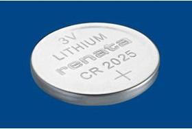 CR2025 MFR.IB, Button cell battery/ Lithium/3 V/165mAh/