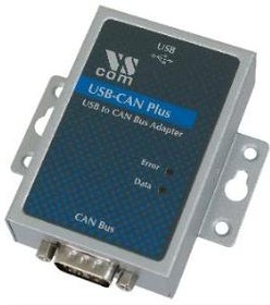 USB-CAN Plus