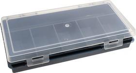 К2406, коробка-органайзер, 240х130х35мм, 6 ячеек, прямоуг.