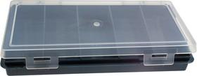 К2405, коробка-органайзер, 240х130х35мм, 5 ячеек, прямоуг.