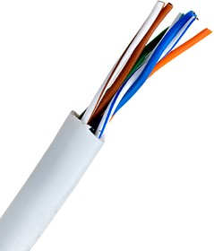 UTP4-ST(PR), LAN кабель витая пара Cat.5E, 8 пров. многож.26AWG