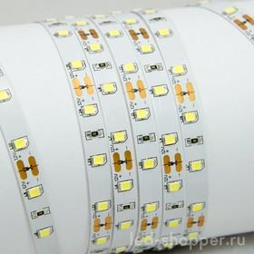 60Led-7.2W-IP23-12V белый, Лента светодиодная, 60SMD(2835)/m, 7.2Вт/м, 1000Лм/м (1м)