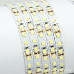 120Led-14.4W-IP20-12V белый (52), Лента светодиодная ...