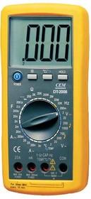 DT-2008, Цифровой мультиметр