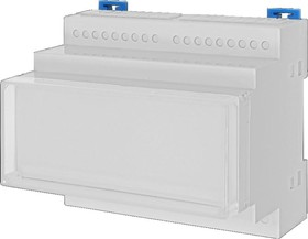 161 (D6MG), Корпус пластиковый 6 модулей 105х90х70
