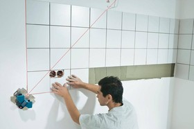 Фото 1/3 GTL 3, Лазер для укладки плитки на полу и на стене