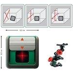 Фото 3/4 Quigo II+ держатель MM 2, Лазерный уровень, компактный