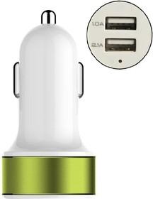 Автомобильное зарядное устройство Pro Legend, 2 USB, 2А (PL9302)