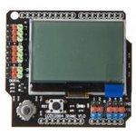 Фото 2/3 LCD128x64 Shield for Arduino, (DFR0287)