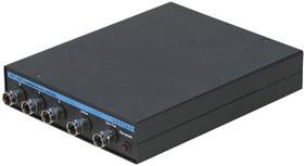 Фото 1/4 ZET 430, Устройство для подключения датчиков с дифференциальным выходом к анализаторам спектра