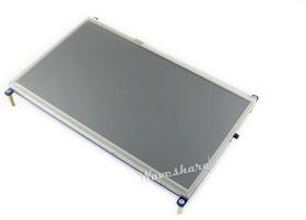 Фото 1/4 10.1inch HDMI LCD, HDMI дисплей 1024×600px с резистивной сенсорной панелью для Raspberry Pi