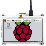 Фото 4/4 4.3inch HDMI LCD, HDMI дисплей 480×272px с резистивной сенсорной панелью для Raspberry Pi