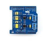 Фото 5/5 RS485 CAN Shield, Плата раширения для NUCLEO / XNUCLEO / Arduino, интерфейс RS485 / CAN