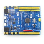 Фото 2/4 XNUCLEO-F411RE, Отладочный комплект на базе MCU STM32F411RET6 (Cortex-M4), ST-LINK/V2 (mini), Arduino-интерфейс