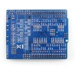 Фото 3/4 XNUCLEO-F411RE, Отладочный комплект на базе MCU STM32F411RET6 (Cortex-M4), ST-LINK/V2 (mini), Arduino-интерфейс