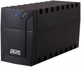 Фото 1/3 RPT-800A, Источник бесперебойного питания (ИБП/UPS), 800ВА/480Вт, IEC, line-interactive, черный