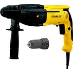 Перфоратор STANLEY SHR264K-RU SDS-plus 26 мм 800Вт 3.4Дж ...