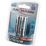 ANSMANN EXTREME LITHIUM 5021003 FR6 BL2, Элемент питания