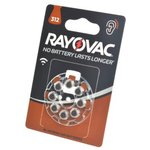 RAYOVAC 312 BL8, Элемент питания