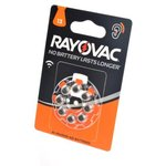 RAYOVAC 13 BL8, Элемент питания