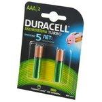DURACELL HR03 AAA 900мАч уже заряжены BL2, Аккумулятор