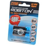 ROBITON 2200MHAA-2 BL2, Аккумулятор